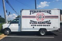Firehouse-truck
